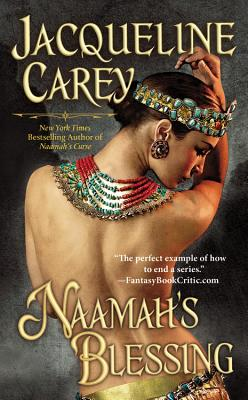 Naamah's Blessing By Carey, Jacqueline